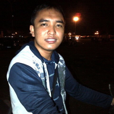 Photo taken at Alun - Alun Lor by Muhammad A. on 3/8/2014