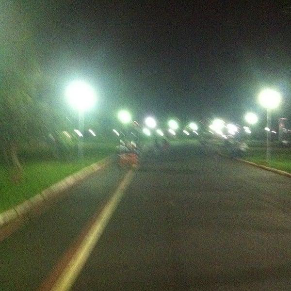 Photo taken at Parque Ecológico Maurilio Biagi by Daniel T. on 5/4/2013