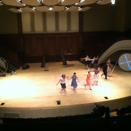 Photo taken at Hochstein School of Music & Dance by Paul T. on 12/1/2012