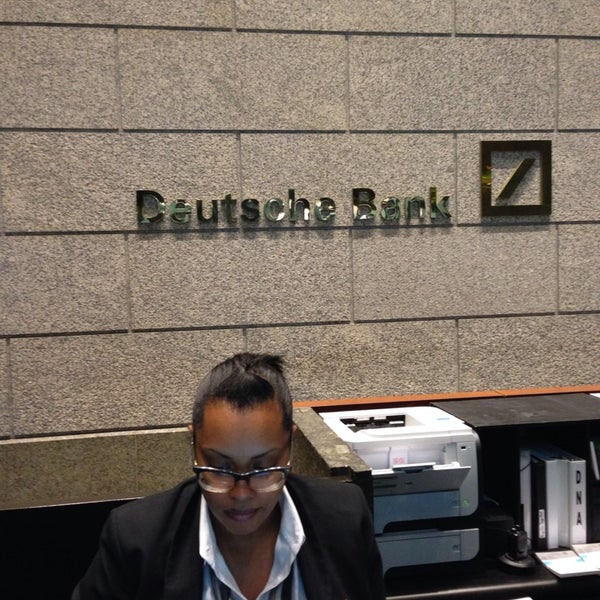 Photo taken at Deutsche Bank by Oleg U. on 10/3/2013
