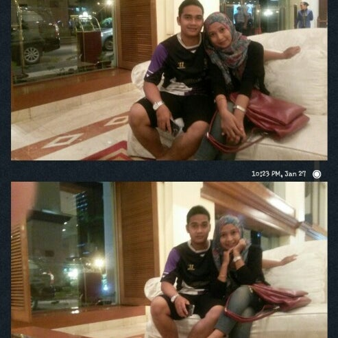 Photo taken at Sari Pan Pacific Jakarta by Akhmad K. on 1/28/2014