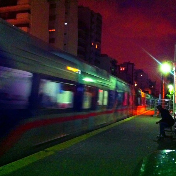 Photo taken at Estación Caballito [Línea Sarmiento] by MartinDH G. on 3/19/2013