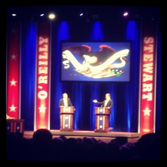 Photo taken at Lisner Auditorium by Jon H. on 10/7/2012