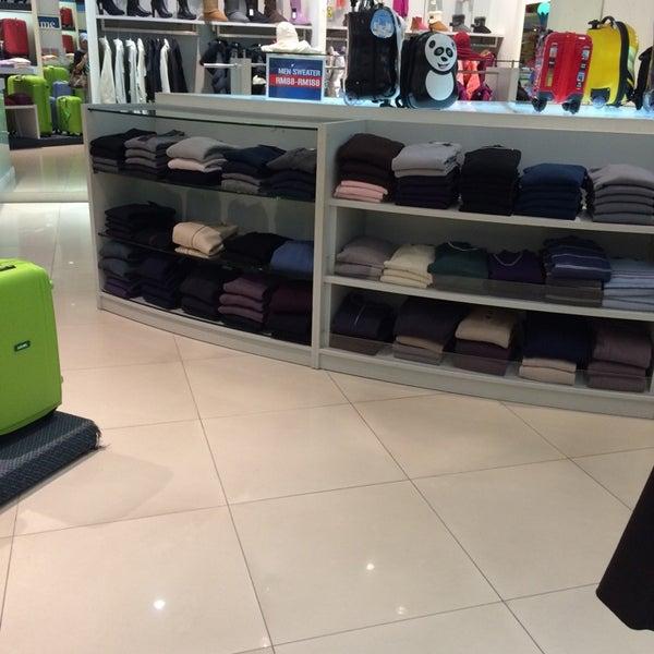 Photo taken at AEON Metro Prima Shopping Centre by Ainna Q. on 10/18/2014