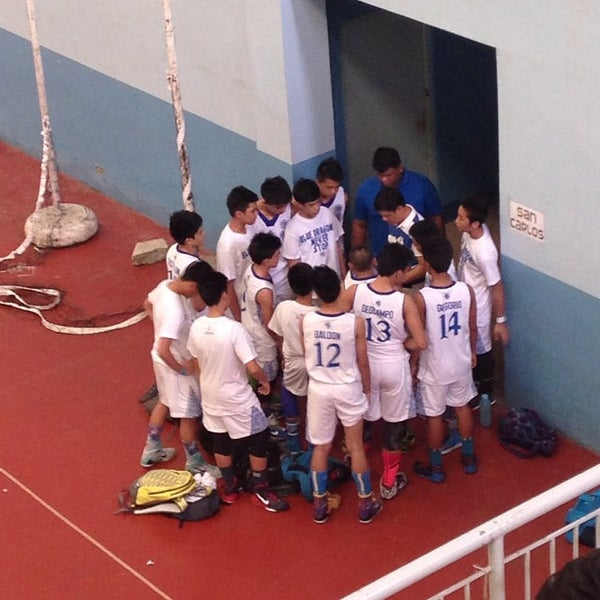 Photo taken at Iloilo Sports Complex by Francis Dave M. on 9/21/2014