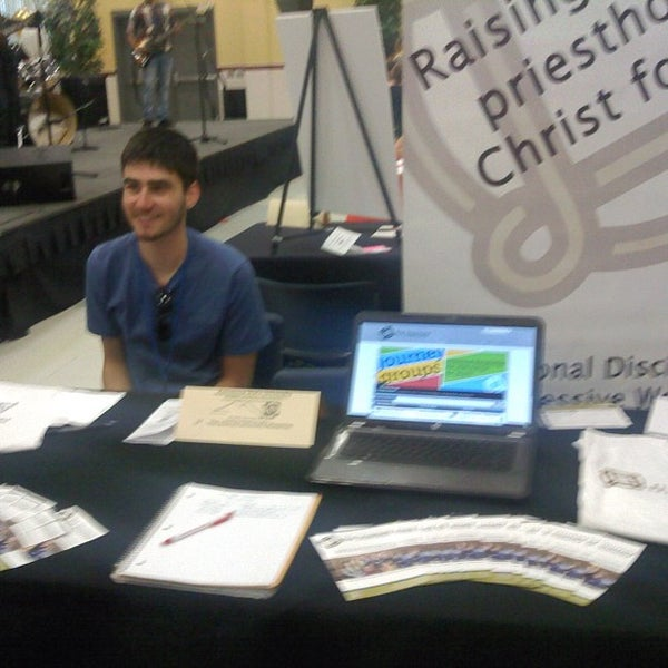 Photo taken at Carmichael Student Center by We are #KSUowls4Christ. T. on 4/2/2012
