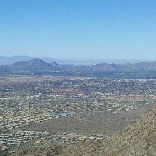 Photo taken at Sunrise Peak by Chris R. on 3/21/2012