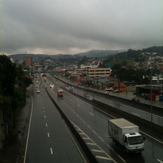 Photo taken at Rodovia Raposo Tavares by Rodrigo T. on 6/11/2012