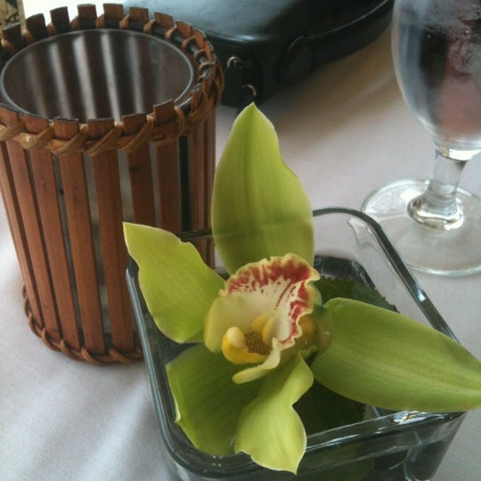 Photo taken at Bali Hai Restaurant by Elizabeth B. on 5/22/2012