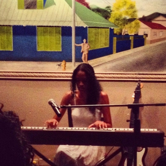 Photo taken at Woodford Café by Stephanie B. on 5/10/2012
