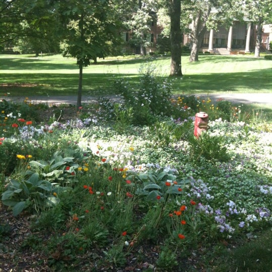 Photo taken at Cantigny Park by Shirley W. on 6/19/2012