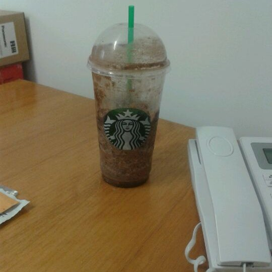 Photo taken at Starbucks by Aidé V. on 6/1/2012