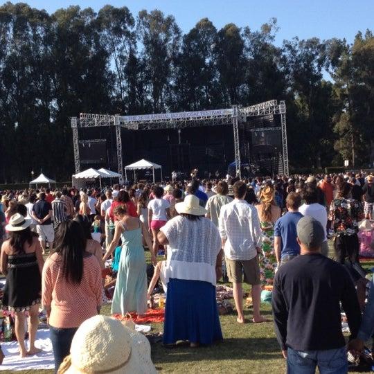 Photo taken at UCLA Intramural Field by Krystle W. on 5/28/2012