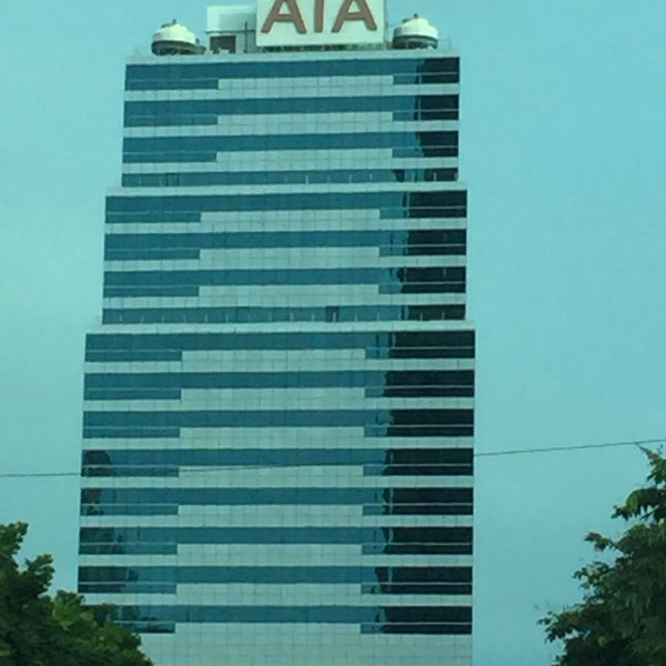 Photo taken at AIA Tower by Jack T. on 10/28/2016