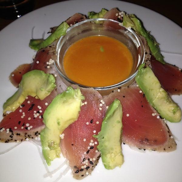 Photo taken at RA Sushi by Gladys W. on 5/4/2013