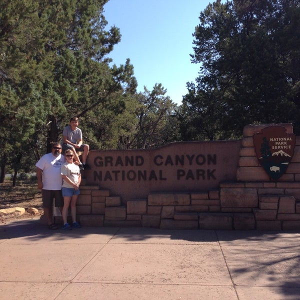 Photo taken at Grand Canyon National Park by Steve W. on 7/7/2013