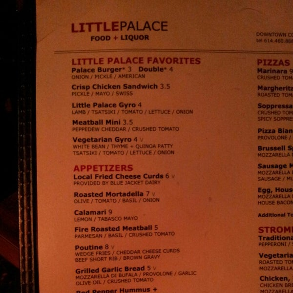Photo taken at Little Palace by Scott B. on 11/3/2012