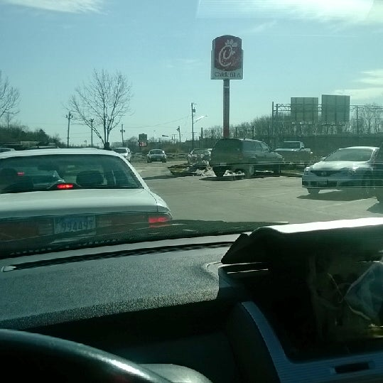 Photo taken at Chick-fil-A by Tiffany W. on 3/8/2014