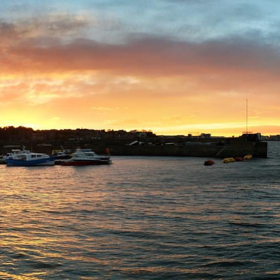 Photo taken at Newhaven Harbour by Ewan M. on 11/5/2016