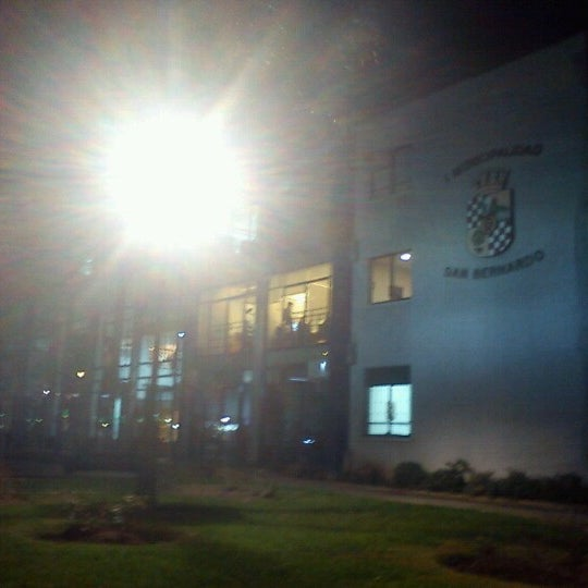Photo taken at Municipalidad de San Bernardo by Sebastián C. on 7/11/2012