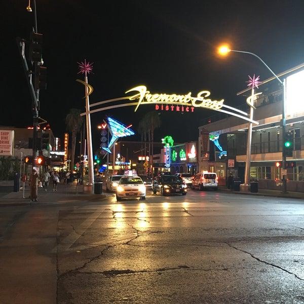 Photo taken at Downtown Las Vegas by David A. on 7/22/2016