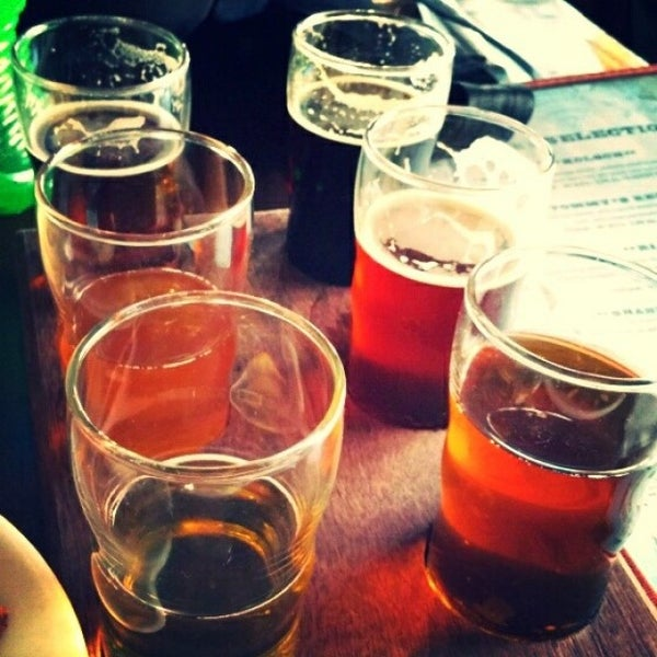 Photo taken at Trinity Brewhouse by Dave D. on 3/8/2015