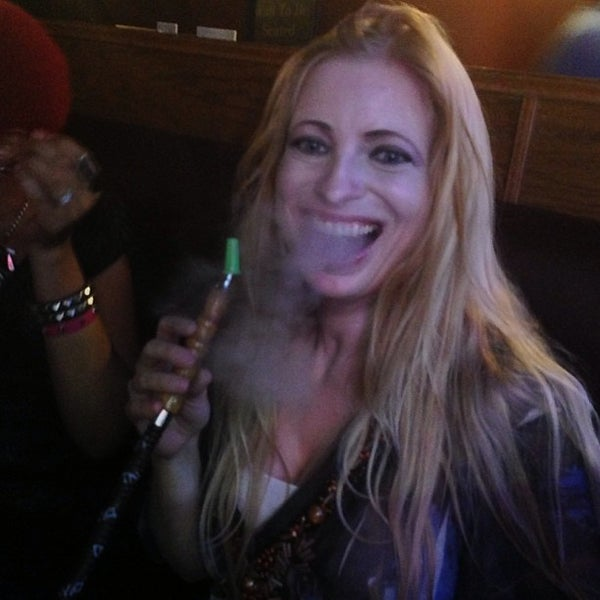 Photo taken at Nara Cafe Hookah Bar by Kay M. on 8/10/2013