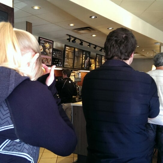 Photo taken at Starbucks by Petey P. on 2/2/2014