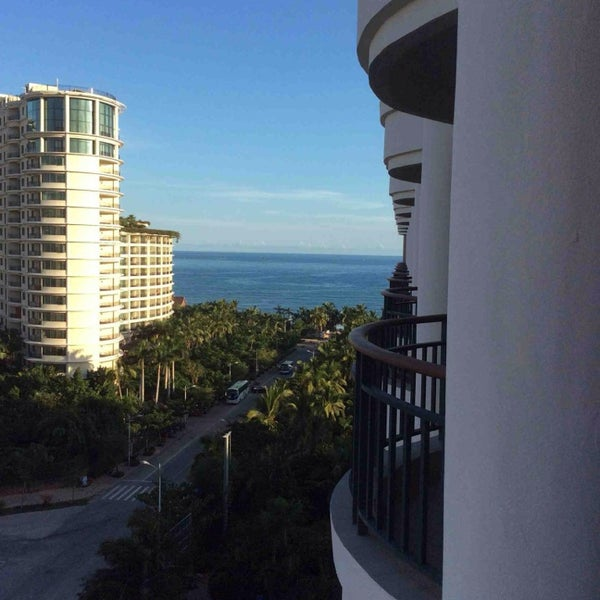 Photo taken at HowardJohnson Resort Sanya Bay by deadmau_yo on 6/30/2014