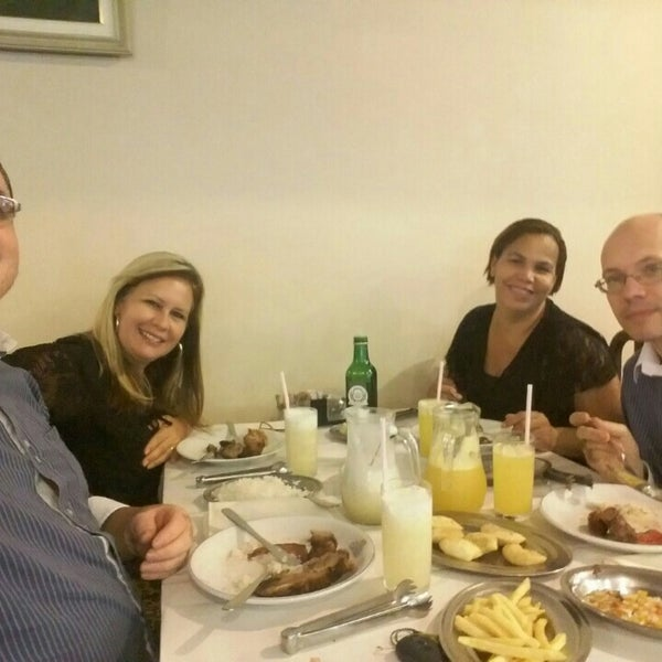 Photo taken at Oasis Churrascaria by Marcos S. on 2/14/2016