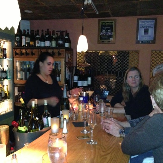 Photo taken at 315 Restaurant & Wine Bar by The Santa Fe VIP on 12/1/2012
