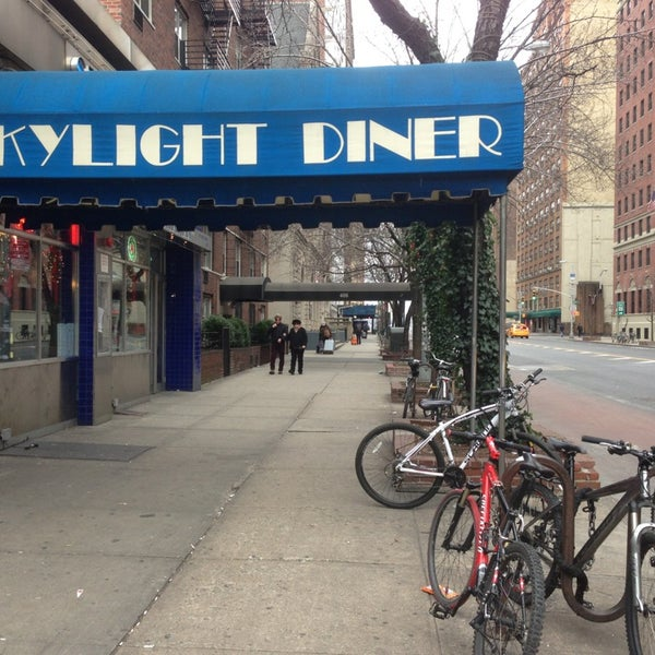 Photo taken at Skylight Diner by Donfico on 1/1/2013