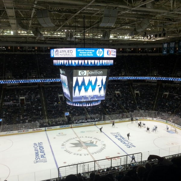 Photo taken at SAP Center at San Jose by Alexander K. on 5/7/2013