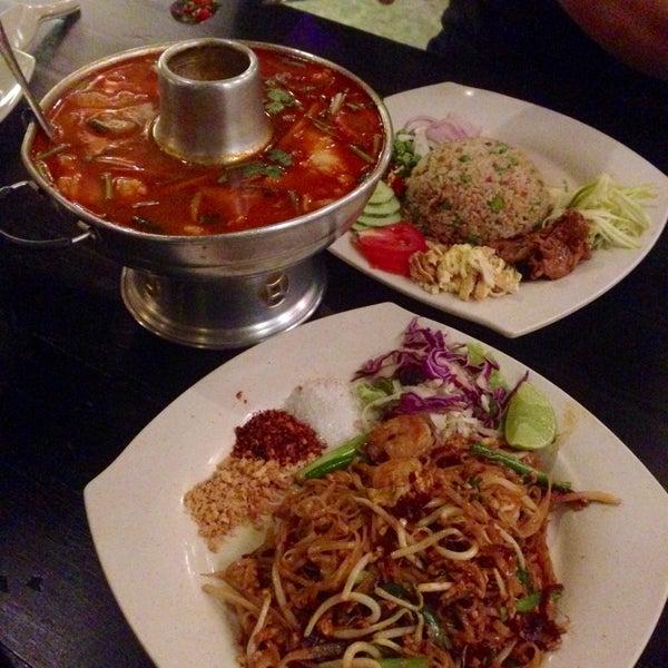Photo taken at Soul Thai Restaurant by Maisarah T. on 7/17/2015