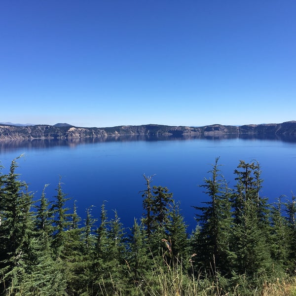 Photo taken at Crater Lake National Park by Crystal P. on 8/23/2016