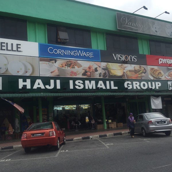 Photo taken at Haji Ismail Group by Syila on 4/17/2016