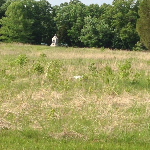 Photo taken at Wheatfield, Gettysburg Battlefield by Thomas N. on 6/2/2014
