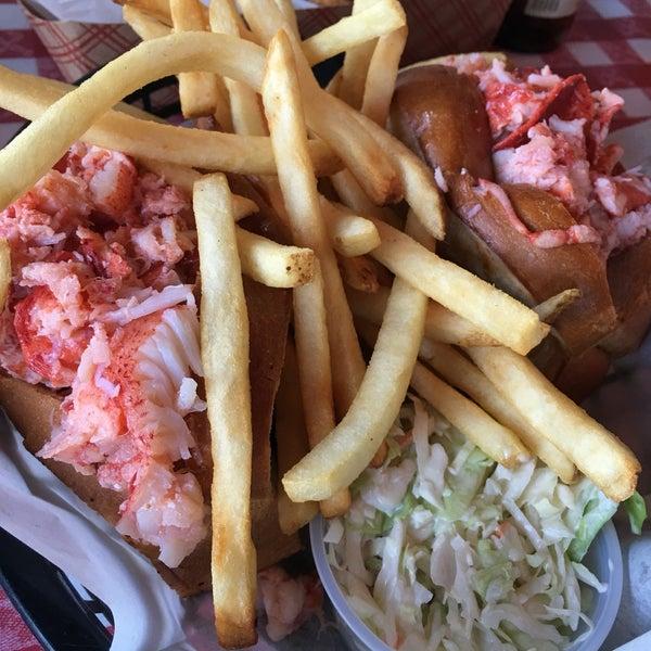 Old Port Lobster Shack - Seafood Restaurant in Woodside Plaza