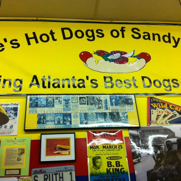 Mike S Hot Dogs Sandy Springs