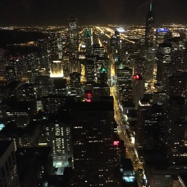 Photo taken at John Hancock Center by Claire L. on 9/27/2016