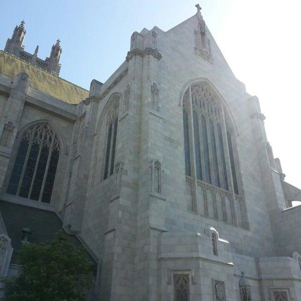 Photo taken at St. Dominic's Catholic Church by Ellen L. on 4/22/2013