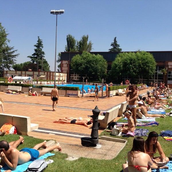 Centro deportivo municipal casa de campo casa de campo for Piscinas municipales madrid centro