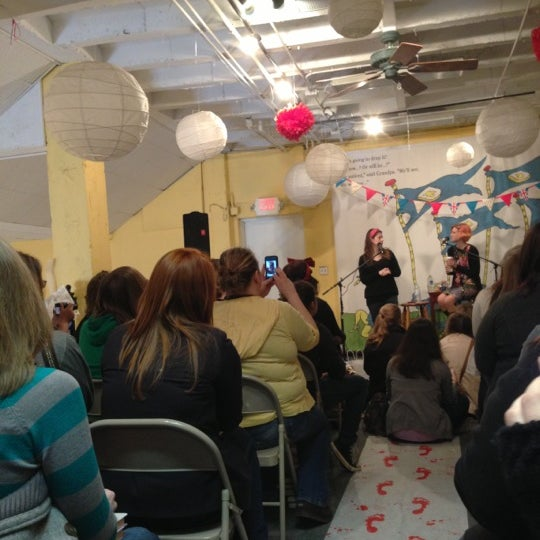 Photo taken at Little Shop of Stories by Casey L. on 3/3/2013