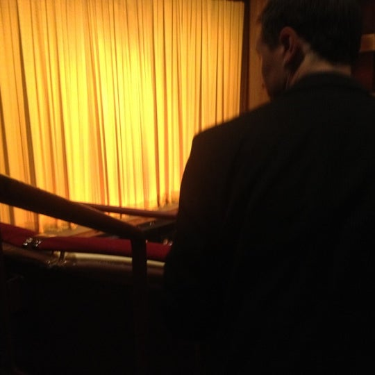 Photo taken at New York City Ballet by Annie F. on 11/24/2012