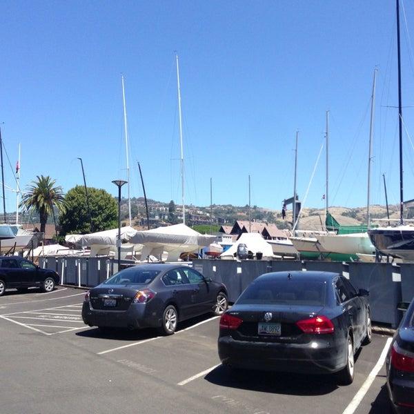 Photo taken at San Francisco Yacht Club by John B. on 7/13/2013
