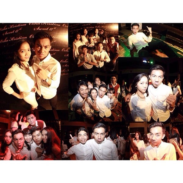 Photo taken at Sector Bar and Restaurant by Bagus S. on 4/20/2014