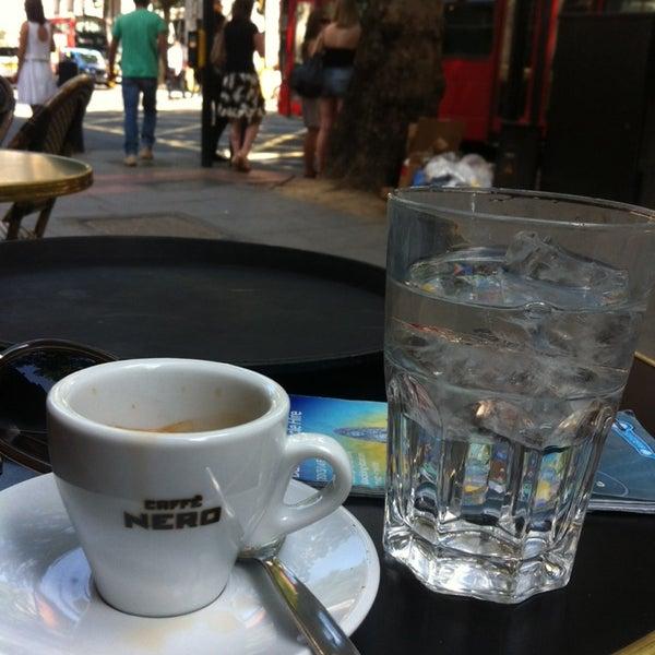 Photo taken at Caffè Nero by Marko S. on 7/22/2014