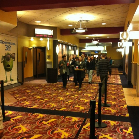 Photo taken at AMC Columbia 14 by Tiffany B. on 11/16/2012