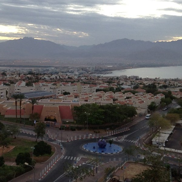Photo taken at Eilat Mountains by Anton N. on 11/4/2012