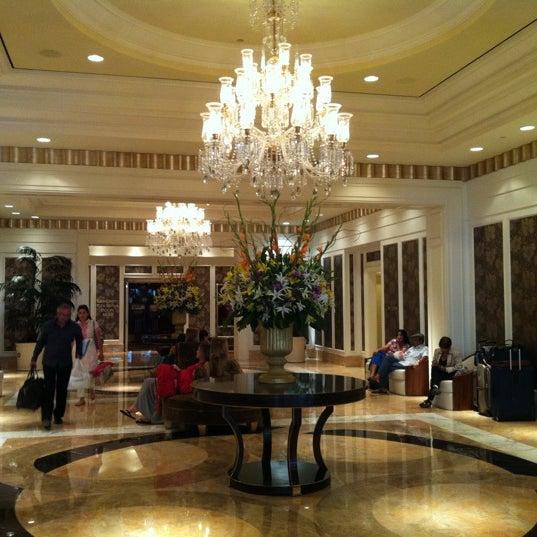 Photo taken at Trump International Hotel Las Vegas by Felipe C. on 6/20/2012